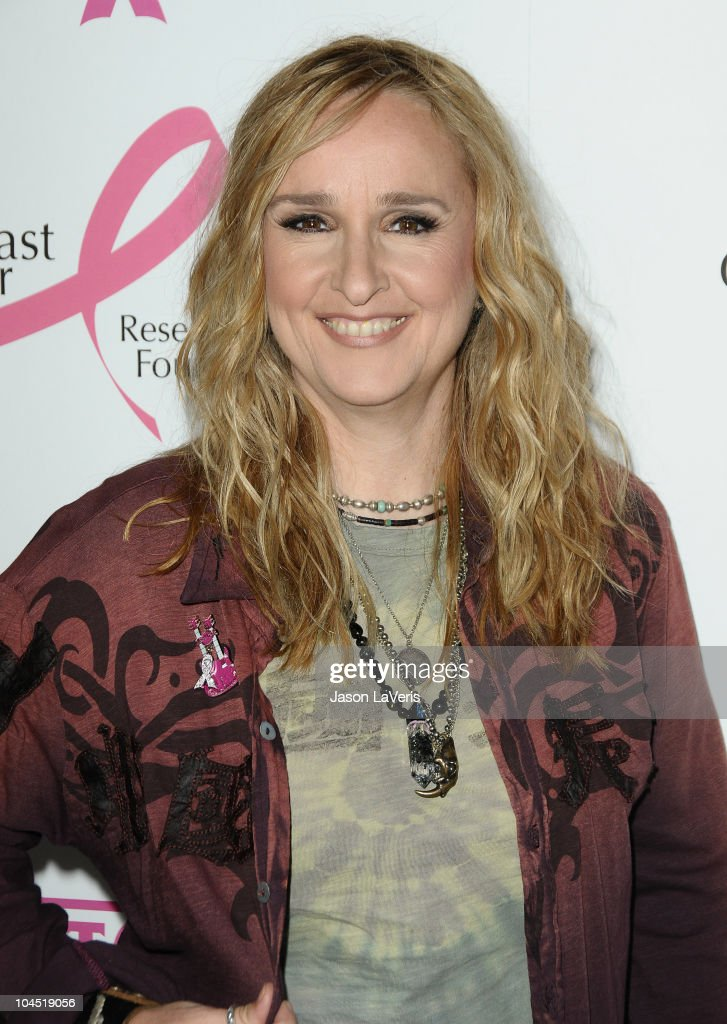 Melissa Etheridge attends Hard Rock's 2010 Pinktober campaign launch at Hard Rock Cafe Hollywood on September 28 2010 in Hollywood California