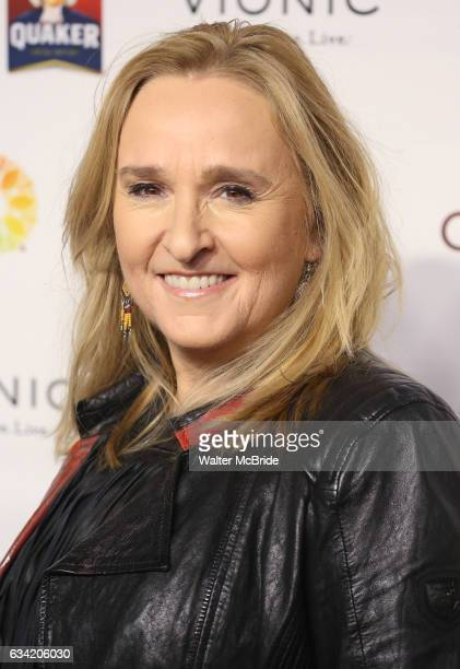 Melissa Etheridge attends the 14th Annual Red Dress Awards presented by Woman's Day Magazine at Jazz at Lincoln Center Appel Room on February 7 2017...