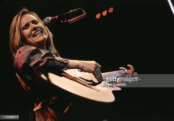 Melissa Etheridge during Melissa Etheridge in Concert at Brendan Byrne Arena 1994 at Brendan Byrne Arena in East Rutherford New Jersey United States