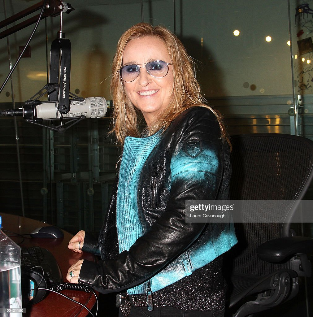 Melissa Etheridge visits SiriusXM Studios on September 30, 2014 in New York City.