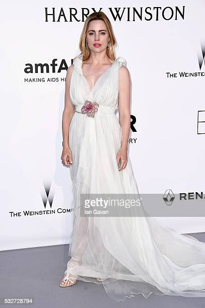 Melissa George arrives at amfAR's 23rd Cinema Against AIDS Gala at Hotel du CapEdenRoc on May 19 2016 in Cap d'Antibes France