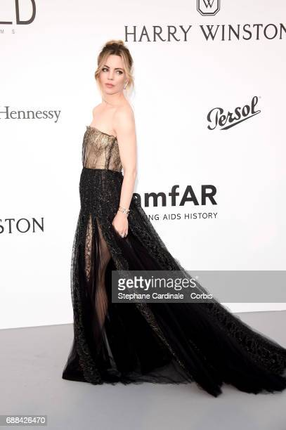 Melissa George arrives at the amfAR Gala Cannes 2017 at Hotel du CapEdenRoc on May 25 2017 in Cap d'Antibes France