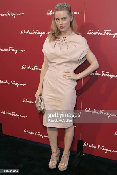 Melissa George attends Debi Mazar and Adrian Grenier Host Salvatore Ferragamos Benefit for LAUILA EARTHQUAKE Victims at Salvatore Ferragamo on June 2...