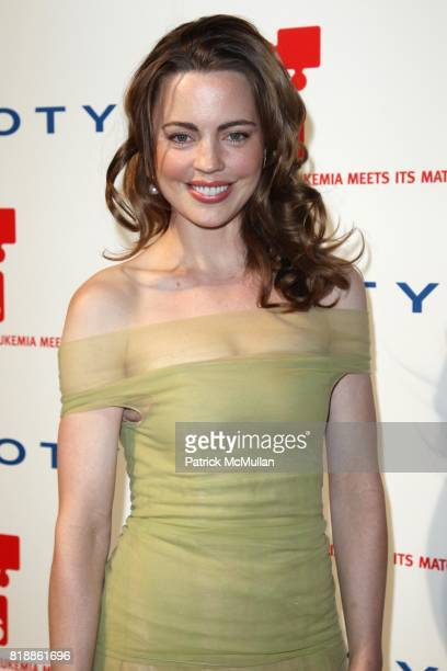 Melissa George attends DKMS' 4th Annual Gala' LINKED AGAINST LEUKEMIA at Cipriani's 42nd St on April 29 2010 in New York City