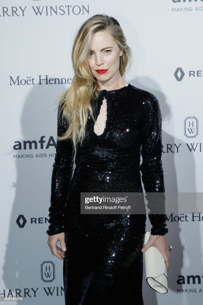 amfAR Paris Dinner 2017 - Photocall