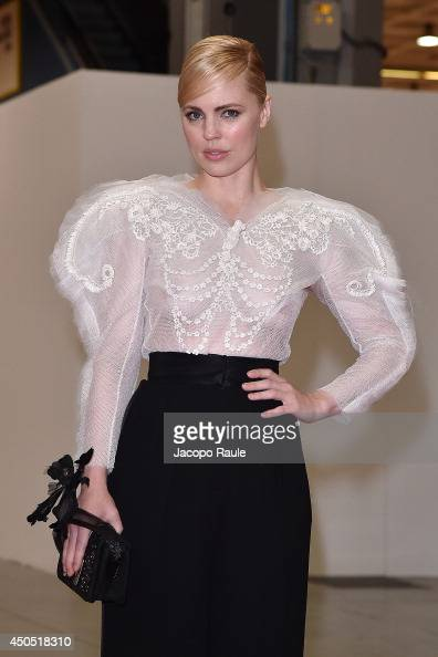 Melissa George attends the Convivio 2014 on June 12 2014 in Milan Italy