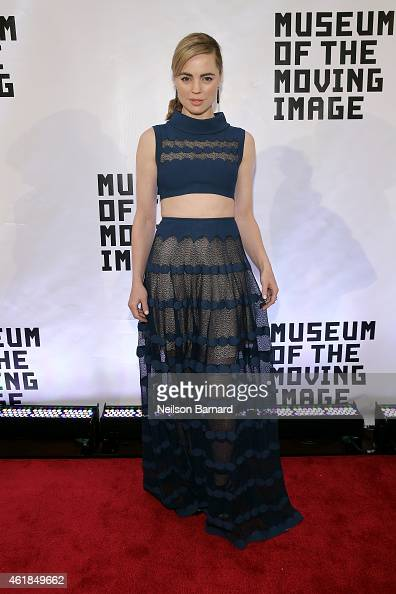 Melissa George attends the Museum of The Moving Image honors Julianne Moore at 583 Park Avenue on January 20 2015 in New York City