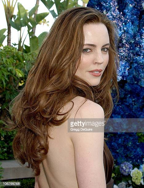 Melissa George during Center Dance Arts' Pool Party Sponsored By Yves Saint Laurent Arrivals at Beverly Hills Hotel in Beverly Hills California...