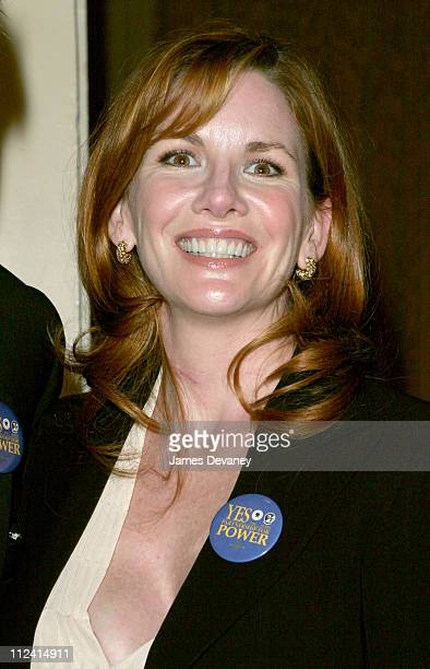 Melissa Gilbert during SAG and AFTRA Celebrities Who Have The 'Urge to Merge' Get Together In Support Of Consolidating The Two Unions at Roosevelt...