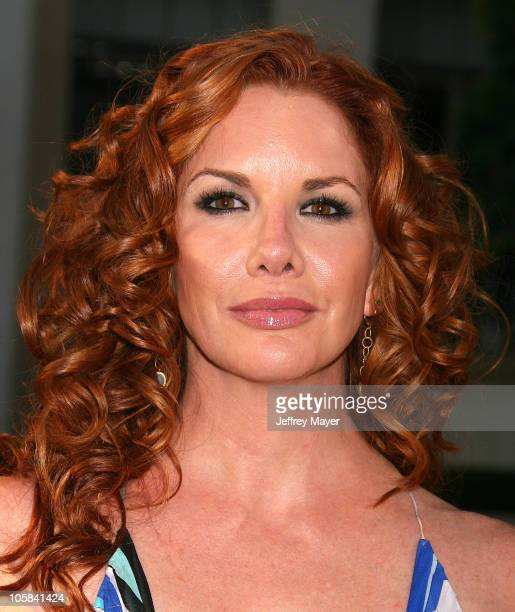 Melissa Gilbert during Season Four Premiere Screening Of 'Nip/Tuck' Arrivals at Paramount Studios in Hollywood California United States