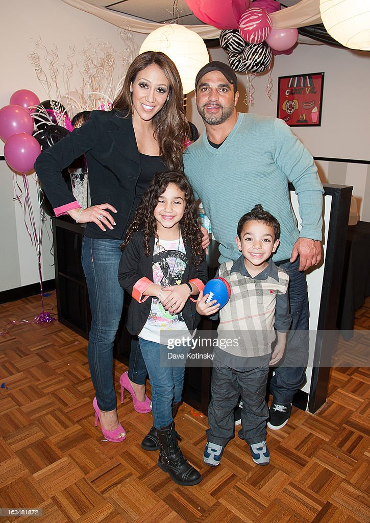 <a gi-track='captionPersonalityLinkClicked' href=/galleries/search?phrase=Melissa+Gorga&family=editorial&specificpeople=7306775 ng-click='$event.stopPropagation()'>Melissa Gorga</a>, Antonia Gorga, Gino Gorga and Joe Gorga attend Milania Giudice's 7th Birthday Celebration at Just Kidding on March 10, 2013 in Wayne, New Jersey.