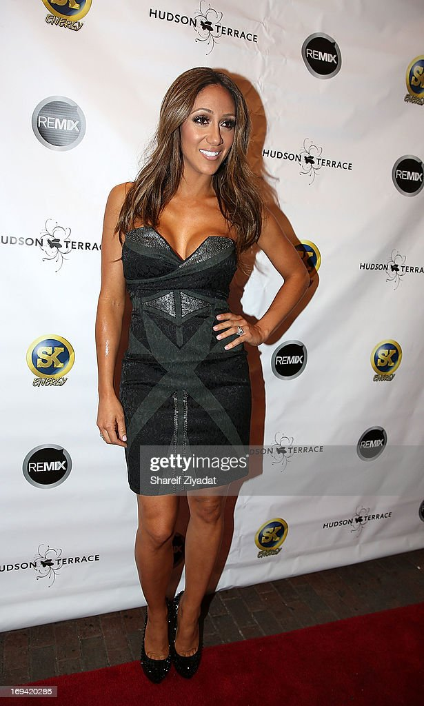 Melissa Gorga attends Hot Summer Kick Off Party at Hudson Terrace on May 23, 2013 in New York City.