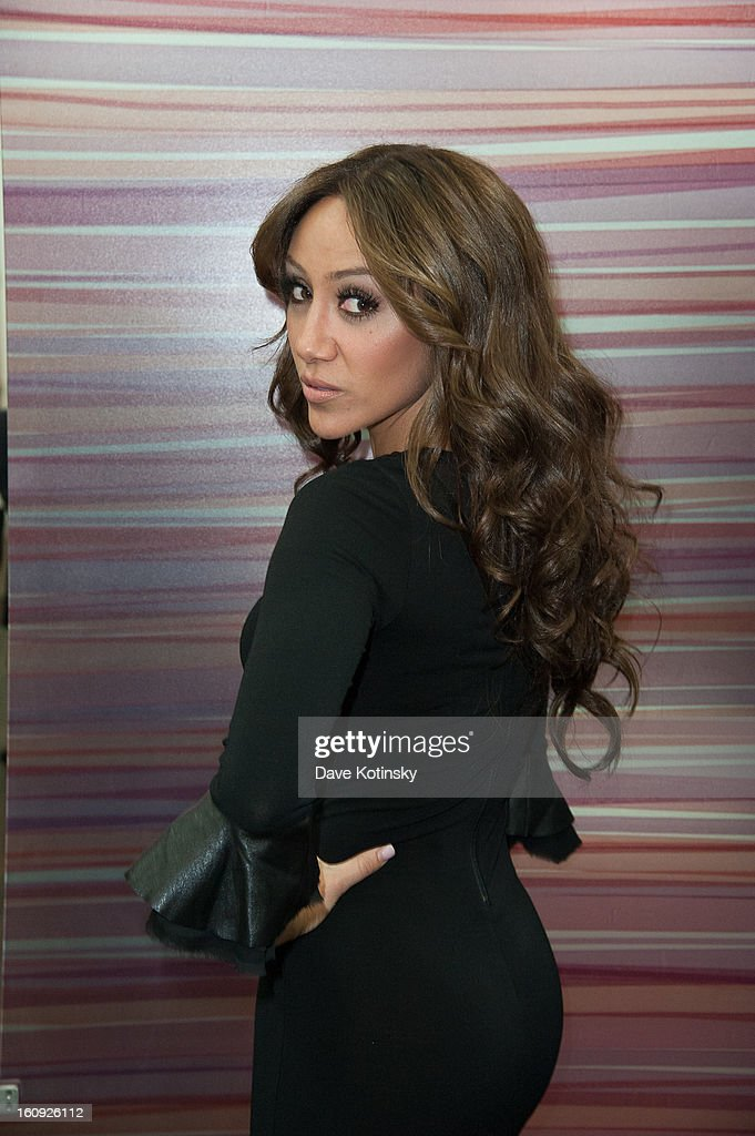 <a gi-track='captionPersonalityLinkClicked' href=/galleries/search?phrase=Melissa+Gorga&family=editorial&specificpeople=7306775 ng-click='$event.stopPropagation()'>Melissa Gorga</a> attends Lasio Studios Salon Grand Opening at Lasio Studios on February 7, 2013 in New York City.