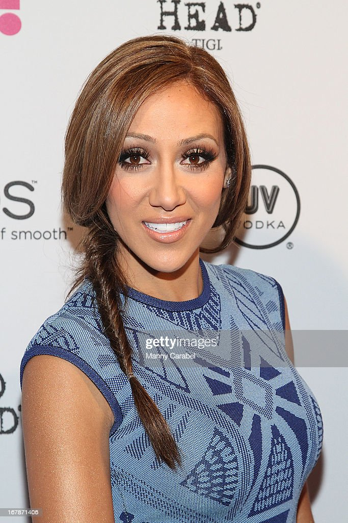 Melissa Gorga attends the 2013 OK! Magazine 'So Sexy' Party at Marquee on May 1, 2013 in New York City.