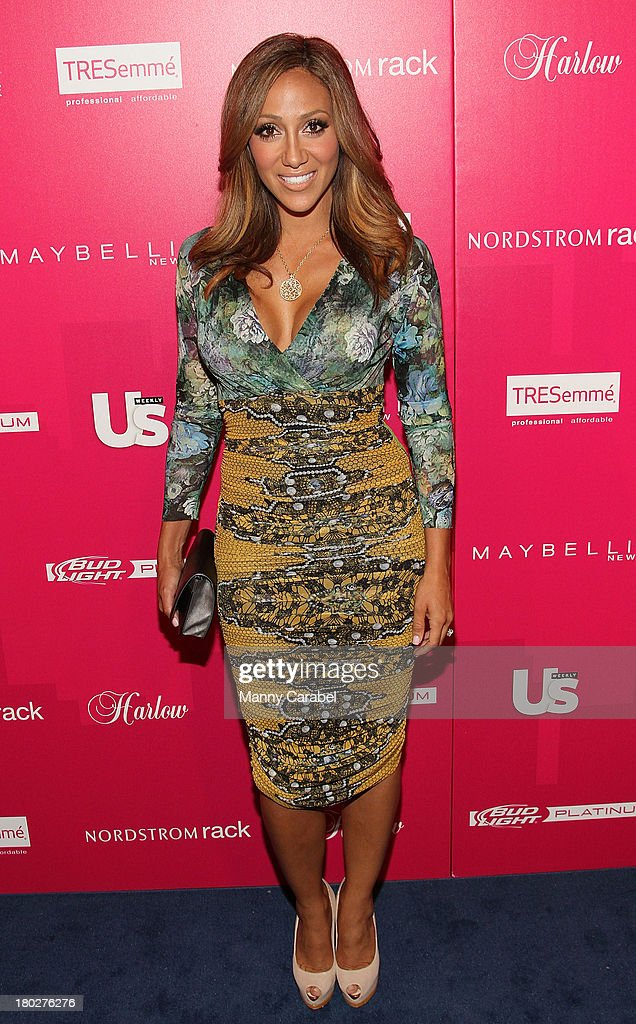 <a gi-track='captionPersonalityLinkClicked' href=/galleries/search?phrase=Melissa+Gorga&family=editorial&specificpeople=7306775 ng-click='$event.stopPropagation()'>Melissa Gorga</a> attends the Us Weekly's Most Stylish New Yorkers Party at Harlow on September 10, 2013 in New York City.