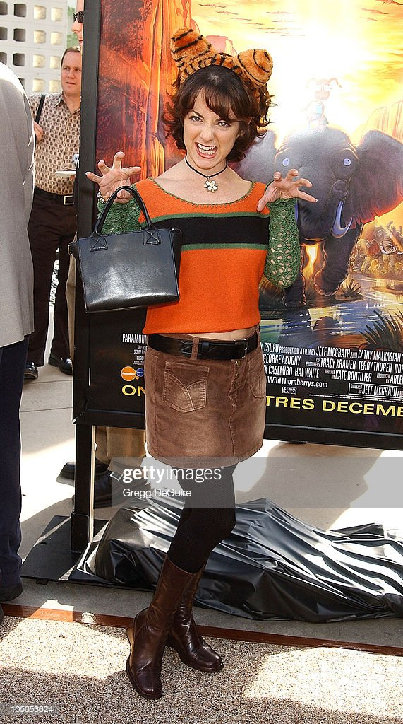 Melissa Greenspan during 'The Wild Thornberrys Movie' Premiere at Cinerama Dome in Hollywood, California, United States.
