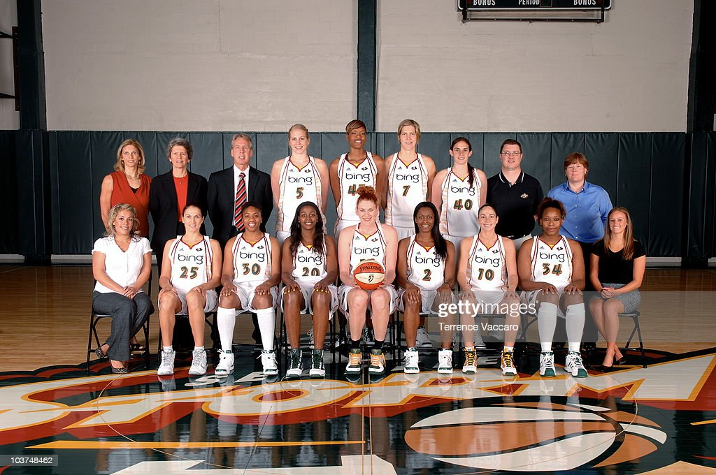 2010 WNBA Team Photos