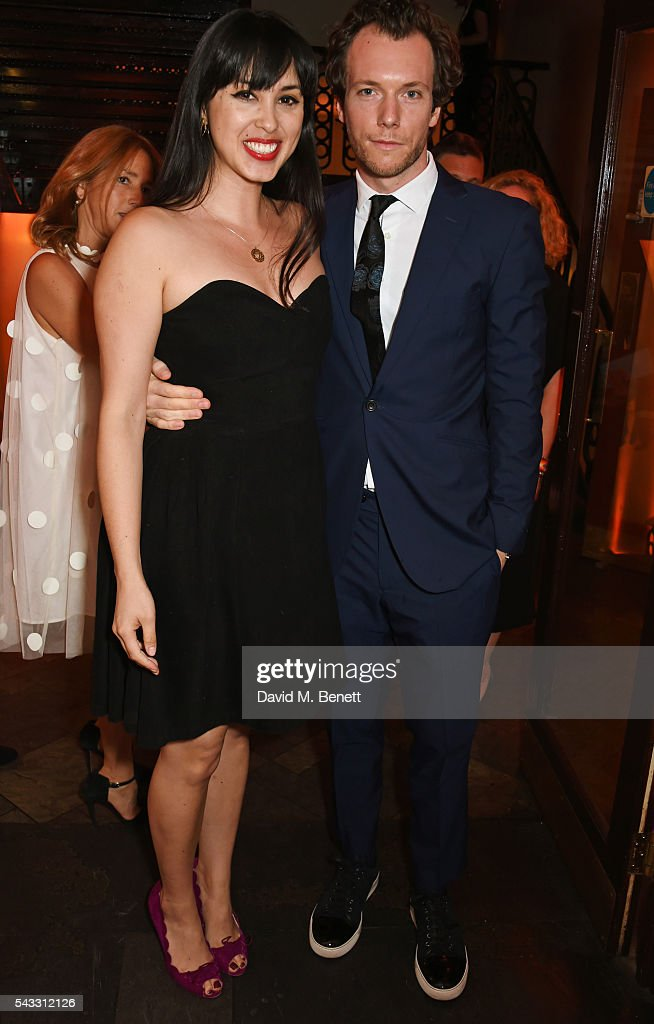 <a gi-track='captionPersonalityLinkClicked' href=/galleries/search?phrase=Melissa+Hemsley&family=editorial&specificpeople=13482660 ng-click='$event.stopPropagation()'>Melissa Hemsley</a> (L) and Henry Relph attend the Summer Gala for The Old Vic at The Brewery on June 27, 2016 in London, England.