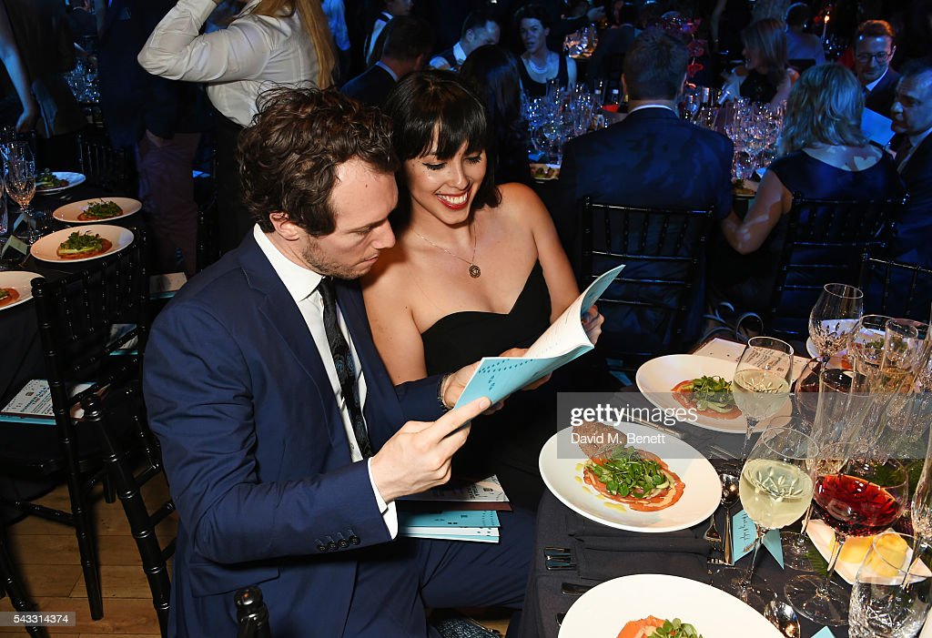 <a gi-track='captionPersonalityLinkClicked' href=/galleries/search?phrase=Melissa+Hemsley&family=editorial&specificpeople=13482660 ng-click='$event.stopPropagation()'>Melissa Hemsley</a> (R) and Henry Relph attend the Summer Gala for The Old Vic at The Brewery on June 27, 2016 in London, England.