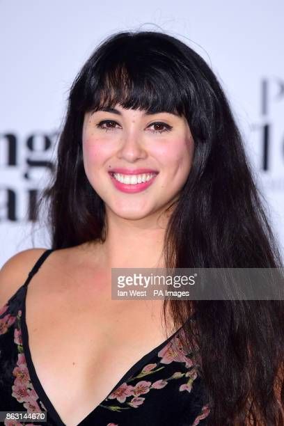 Melissa Hemsley at the London Evening Standard's annual Progress 1000 in partnership with Citi and sponsored by Invisalign UK held in London PRESS...