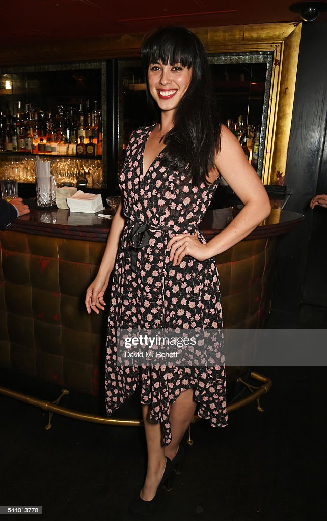 <a gi-track='captionPersonalityLinkClicked' href=/galleries/search?phrase=Melissa+Hemsley&family=editorial&specificpeople=13482660 ng-click='$event.stopPropagation()'>Melissa Hemsley</a> attends Jocelyn Brown's performance at The Arts Club on June 30, 2016 in London, England.