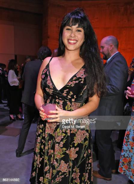 Melissa Hemsley attends The London Evening Standard's Progress 1000 London's Most Influential People in partnership with Citi on October 19 2017 in...