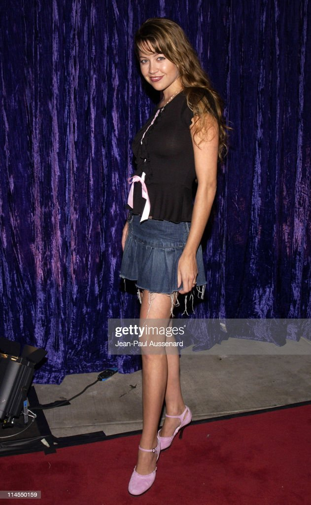 Melissa Huggins from 'Temptation Island' during 2004 Maxim Calendar Release Party at Bliss in Los Angeles, California, United States.
