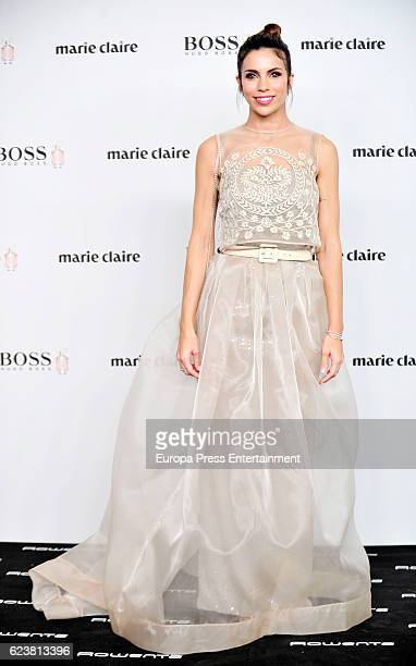 Melissa Jimenez attends the XIV Marie Claire Prix de la Moda Awards at Florida Retiro on November 16 2016 in Madrid Spain