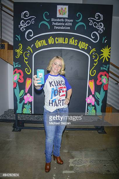Melissa Joan Hart attends King Of Harts By Melissa Joan Hart Supports The 26th Annual Elizabeth Glaser Pediatric AIDS Foundation A Time For Heroes...