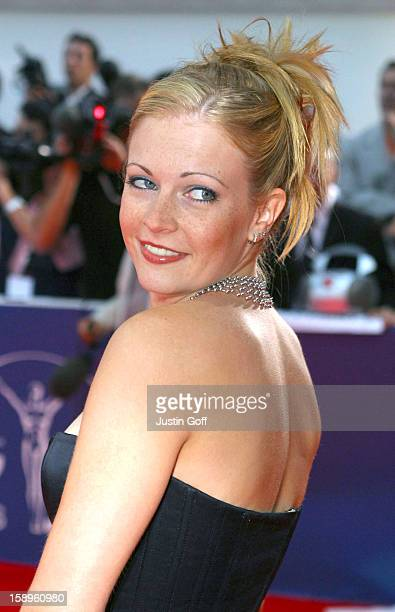 Melissa Joan Hart Attends The Laureus World Sports Awards In Monte Carlo