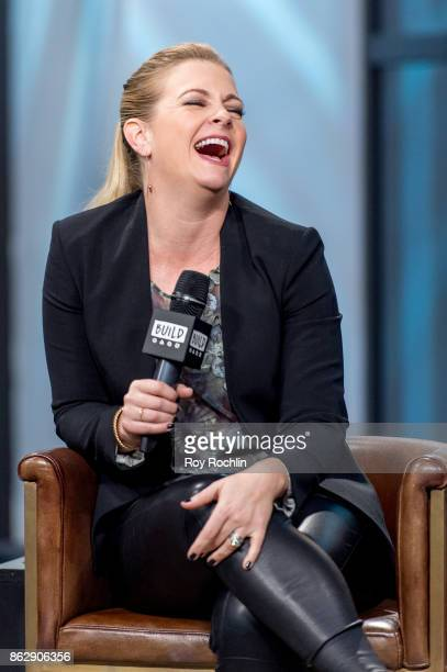 Melissa Joan Hart discusses 'The Watcher in the Woods' with the Build Series at Build Studio on October 18 2017 in New York City