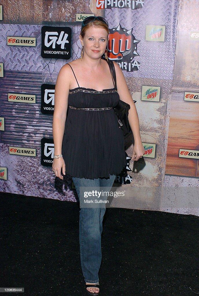 2005 G-Phoria Videogame Awards - Arrivals