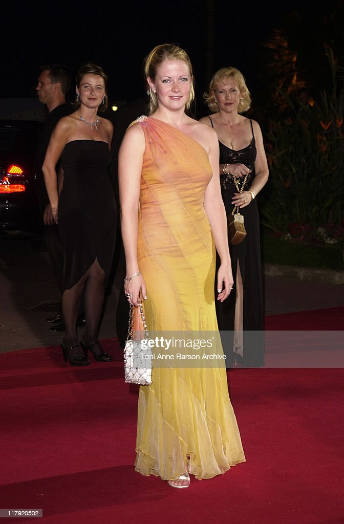 Melissa Joan Hart during Laureus World Sports Awards Dinner and Silent Auction - Arrivals at Monte Carlo Sporting Club in Monte Carlo, Monaco.