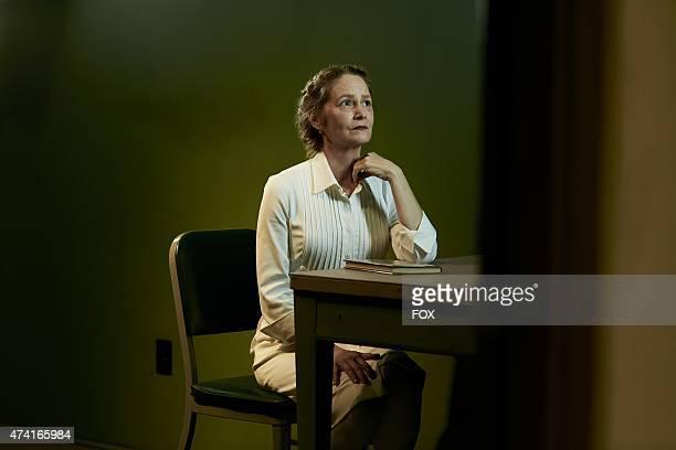 Melissa Leo as Nurse Pam in WAYWARD PINES premiering Thursday May 14 2015 on FOX