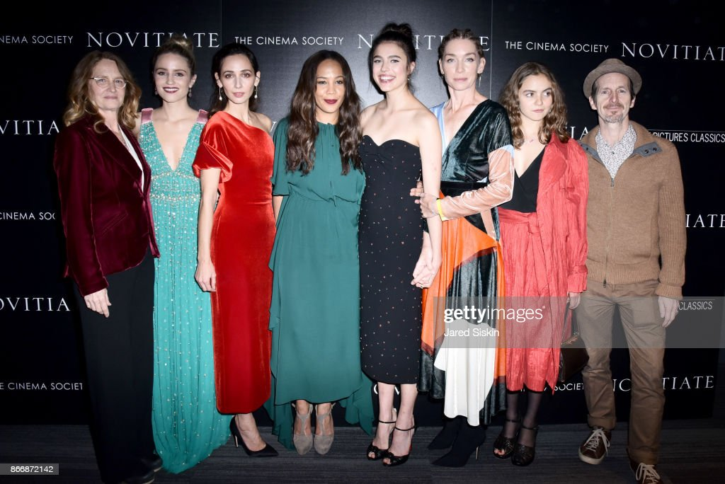 "Miu Miu & The Cinema Society host a screening of Sony Pictures Classics' ""Novitiate"""