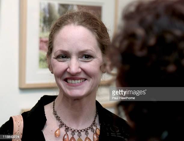 Melissa Leo during Ellen Burstyn Celebrates a Lifetime of Photographs New York at Uma Gallery in New York City New York United States