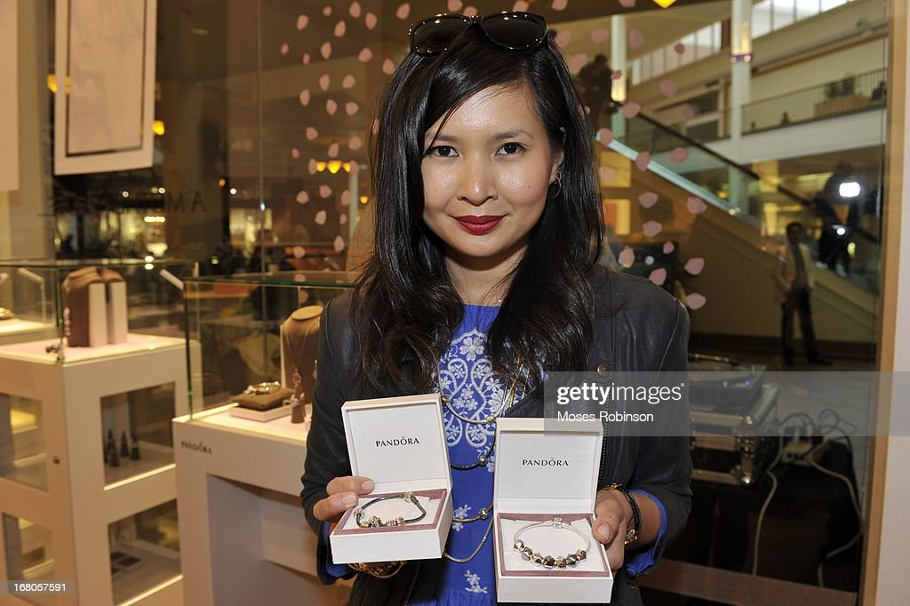 Melissa Lum attend the PANDORA celebrates Mother's Day at PANDORA at Perimeter Mall on May 4, 2013 in Atlanta, Georgia.