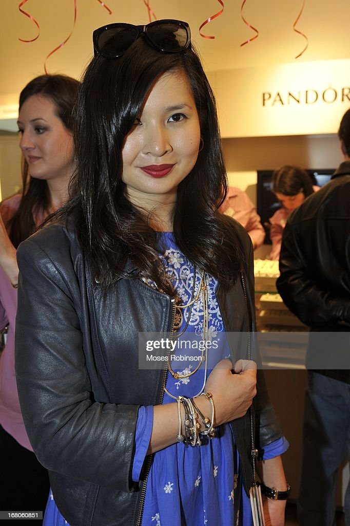 Melissa Lum attend the PANDORA celebrates Mother's Day at PANDORA at Perimeter Mall on May 4, 2013 in Atlanta, Georgia.