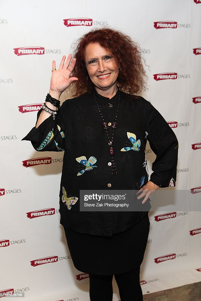 <a gi-track='captionPersonalityLinkClicked' href=/galleries/search?phrase=Melissa+Manchester&family=editorial&specificpeople=226805 ng-click='$event.stopPropagation()'>Melissa Manchester</a> attends the after party for the opening night of the 'Bronx Bombers' at West Bank Cafe on October 8, 2013 in New York City.