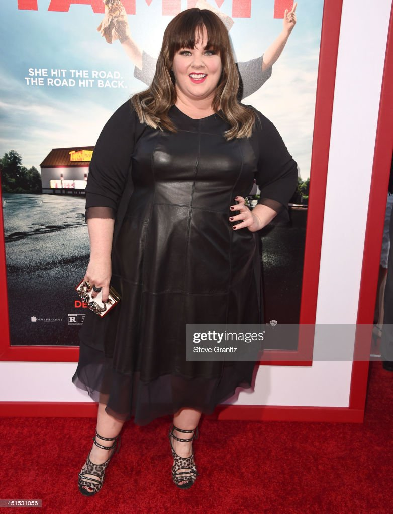 <a gi-track='captionPersonalityLinkClicked' href=/galleries/search?phrase=Melissa+McCarthy&family=editorial&specificpeople=880291 ng-click='$event.stopPropagation()'>Melissa McCarthy</a> arrives at the 'Tammy' - Los Angeles Premiere at TCL Chinese Theatre on June 30, 2014 in Hollywood, California.