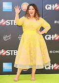 Melissa McCarthy attends the premiere of Sony Pictures' 'Ghostbusters' on July 9 2016 in Hollywood California