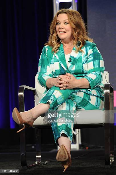 Melissa McCarthy attends the Viacom Winter TCA Panels and Party on January 13 2017 in Pasadena California
