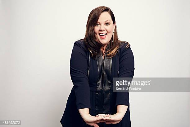 Melissa McCarthy poses during the The 41st Annual People's Choice Awards at Nokia Theatre LA Live on January 7 2015 in Los Angeles California