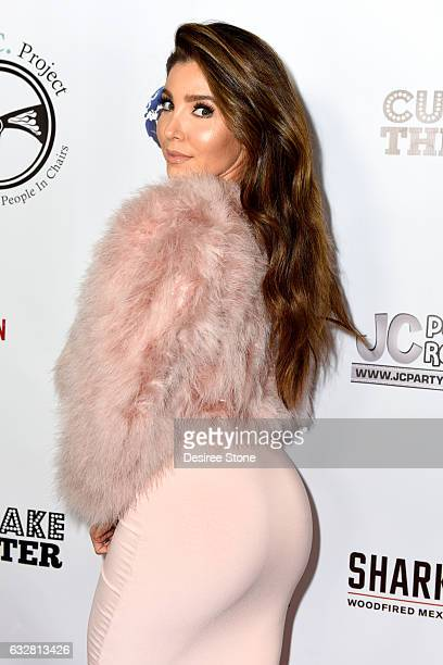 Melissa Molinaro attends the official launch of the EPIC Project at Cupcake Theater on January 26 2017 in Los Angeles California