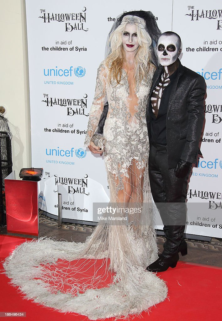 The UNICEF Halloween Ball - Arrivals