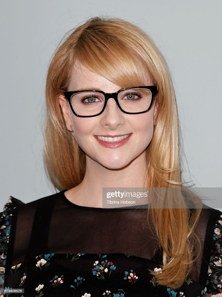 Melissa Rauch attends SAG-AFTRA Foundation's Conversations for 'The Bronze' at SAG Foundation Actors Center on November 16, 2016 in Los Angeles, California.