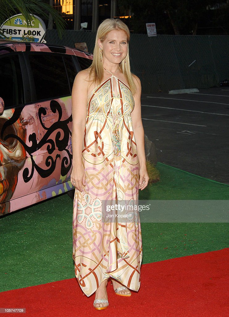 Melissa Reeves during 2005 NBC Network All Star Celebration at Century Club in Century City California United States