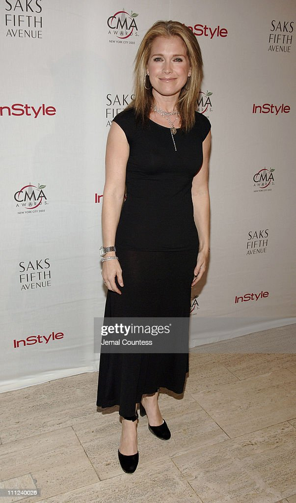 Melissa Reeves during The 39th Annual CMA Awards Saks Fifth Avenue and InStyle Magazine Host Reception for Nominees with Special Guest Faith Hill at...