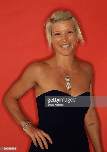 Melissa Reid of England poses during a Welcome Reception Photo Call at the Raffles Hotel prior to the start of the HSBC Women's Champions at the...