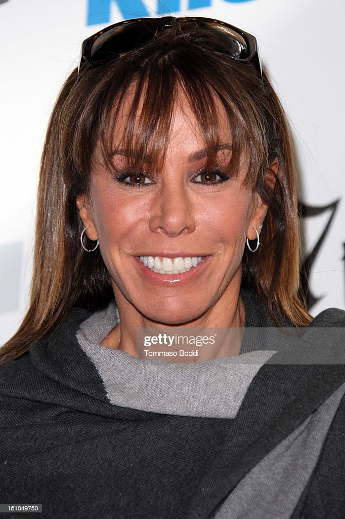 Melissa Rivers attends the 102.7 KIIS FM and Star 98.7 host 5th annual celebrity and artist lounge celebrating the 55th annual GRAMMYS at ESPN Zone At L.A. Live on February 8, 2013 in Los Angeles, California.